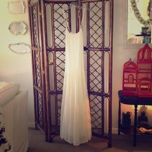 Super Pretty 100% Cotton Anthro Mermaid Dress